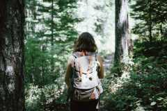 Ketahui tingkat kesulitan `hiking` dan jenis bekal makanan yang tepat